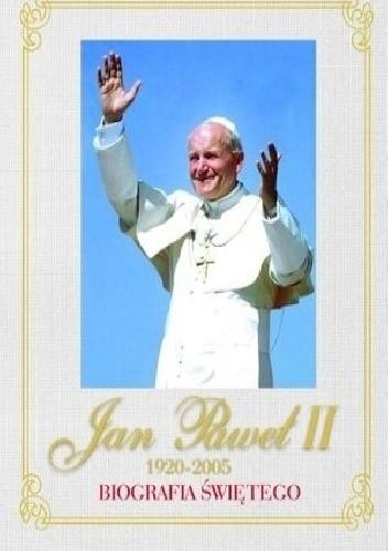 Okładka książki Jan Paweł II 1920-2005
