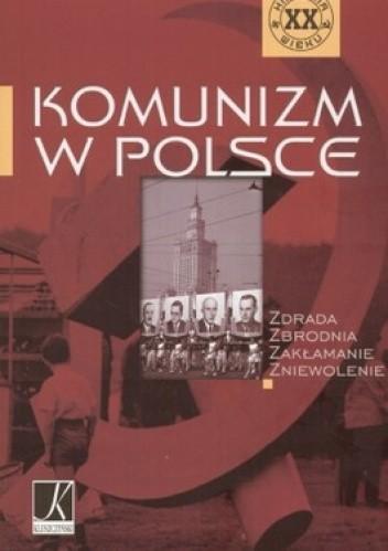 Okładka książki Komunizm w Polsce