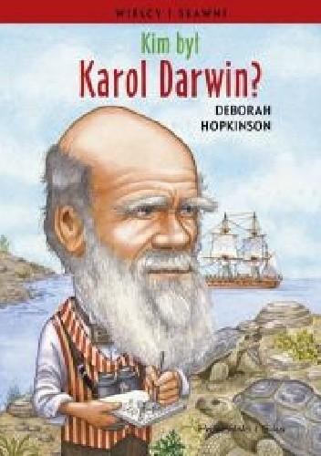 Okładka książki Kim był Charles Darwin?