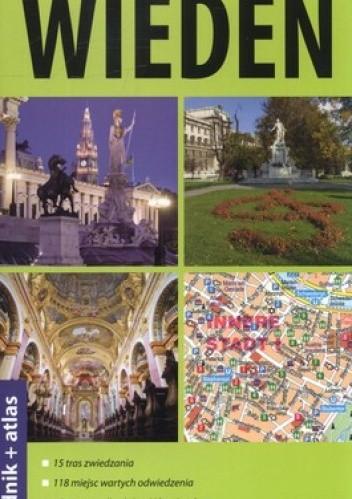 Okładka książki Wiedeń. Przewodnik + atlas. Explore! guide