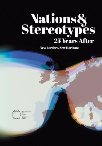 Okładka książki Nations and Stereotypes 25 Years After: New Borders, New Horizons