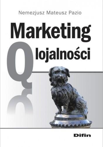 Okładka książki Marketing Q lojalności