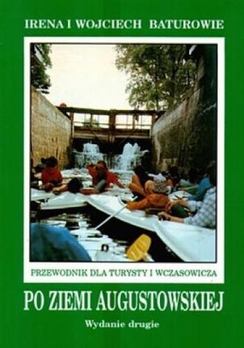 Okładka książki Po ziemi augustowskiej