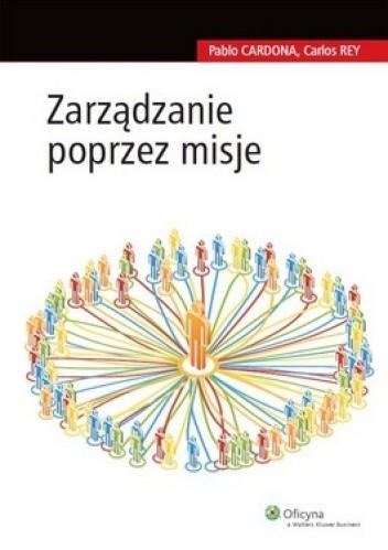 Okładka książki Zarządzanie poprzez misje