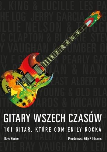 Okładka książki Gitary wszech czasów