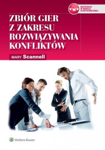 Okładka książki Zbiór gier z zakresu rozwiązywania konfliktów