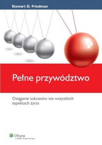 Okładka książki Pełne przywództwo.