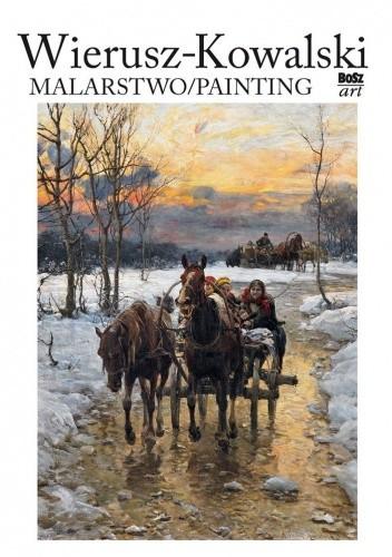 Okładka książki Wierusz-Kowalski. Malarstwo/Painting