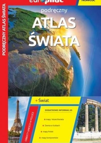 Okładka książki Podręczny Atlas Świata