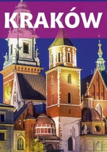 Okładka książki Kraków. Przewodnik ExpressMap