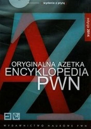 Okładka książki Encyklopedia PWN. Oryginalna Azetka