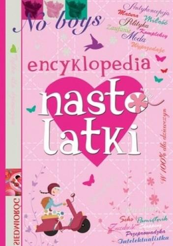 Okładka książki Encyklopedia nastolatki