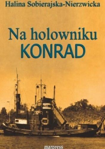 Okładka książki Na holowniku Konrad