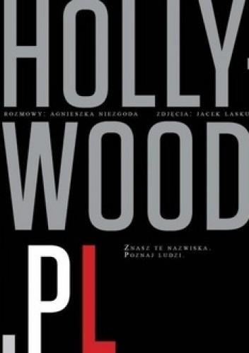 Okładka książki Hollywood PL. Znasz te nazwiska. Poznaj ludzi
