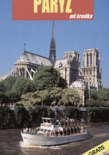 Okładka książki Przewodnik kieszonkowy Paryż