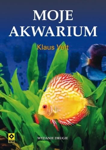Okładka książki Moje akwarium