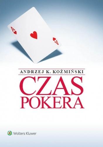 Okładka książki Czas pokera