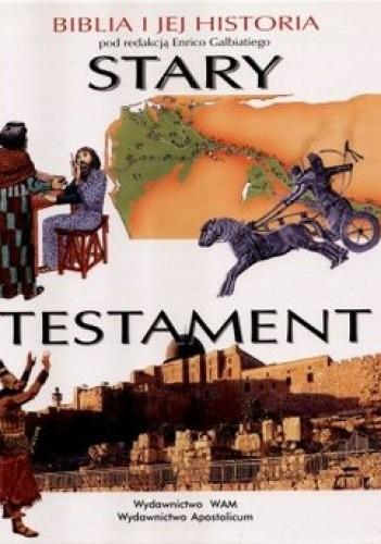 Okładka książki Stary testament. Biblia i jej historia