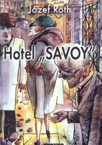 Okładka książki Hotel Savoy