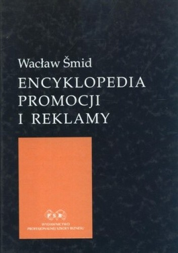 Okładka książki Encyklopedia promocji i reklamy
