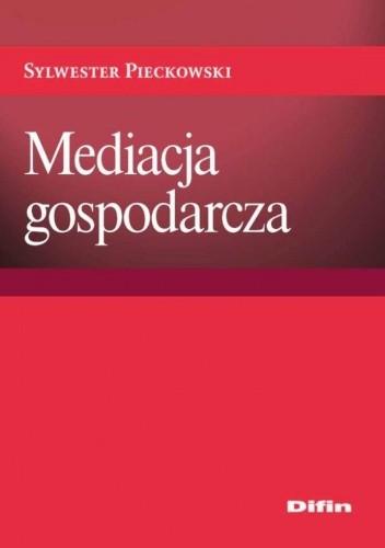 Okładka książki Mediacja gospodarcza