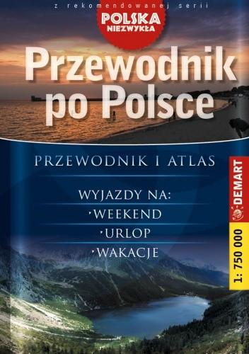Okładka książki Przewodnik po Polsce