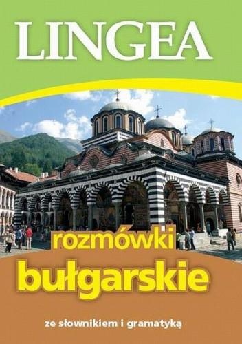 Okładka książki Rozmówki bułgarskie ze słownikiem i gramatyką