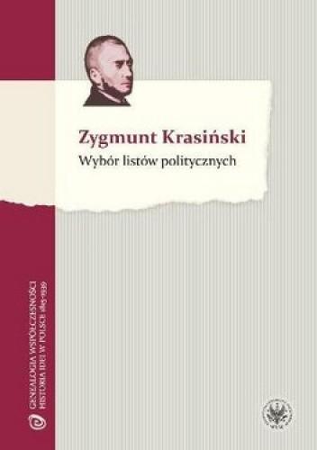 Okładka książki Wybór listów politycznych