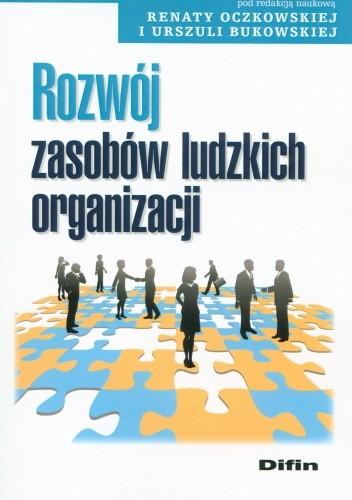 Okładka książki Rozwój zasobów ludzkich organizacji