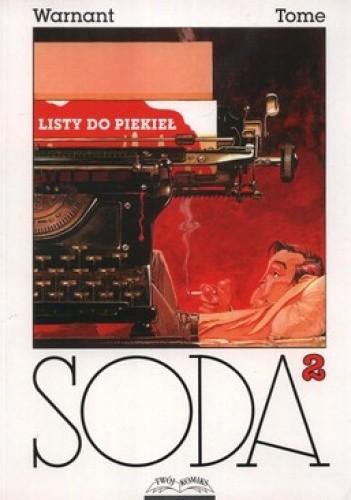 Okładka książki Soda 2. Listy do piekieł