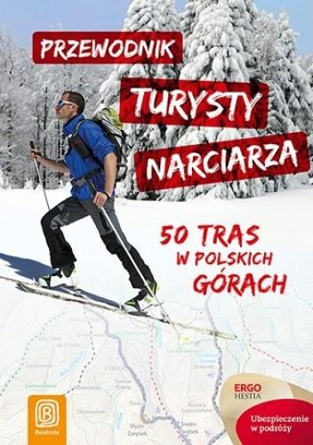 Okładka książki Przewodnik Turysty narciarza. 50 tras w polskich górach