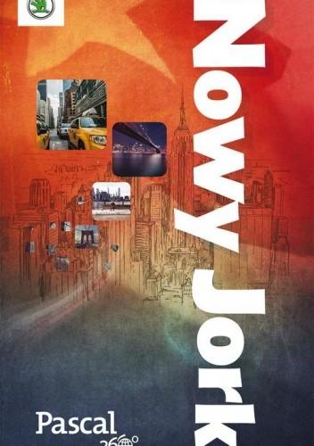 Okładka książki Nowy Jork. Pascal 360 stopni