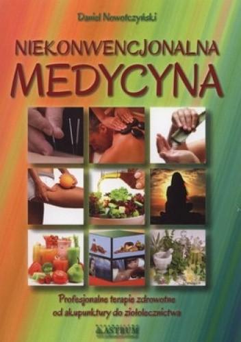 Okładka książki Medycyna niekonwencjonalna