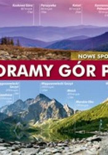 Okładka książki Panoramy gór Polski. Nowe spojrzenie na góry