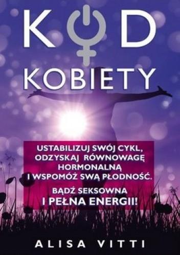 Okładka książki Kod kobiety