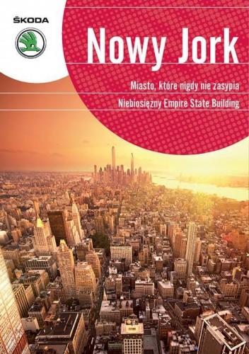 Okładka książki Nowy Jork. Pascal GO!