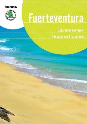 Okładka książki Fuerteventura. Pascal GO!