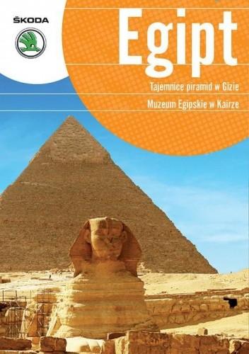 Okładka książki Egipt. Pascal GO!
