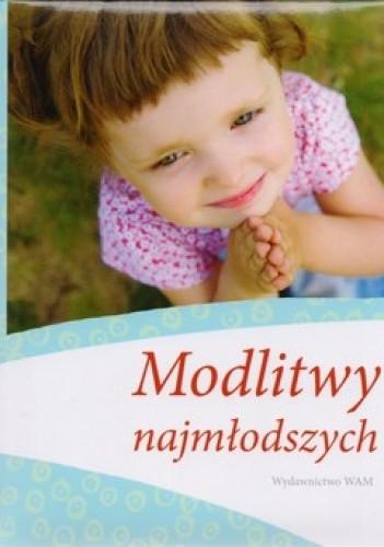 Okładka książki Modlitwy najmłodszych