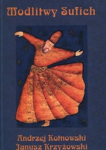 Okładka książki Modlitwy Sufich