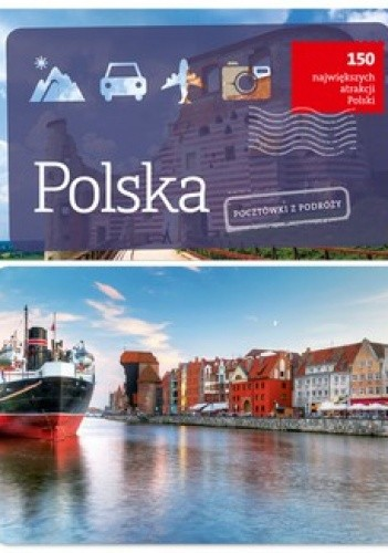 Okładka książki Polska. Pocztówki z podróży
