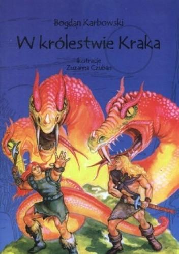 Okładka książki W królestwie Kraka