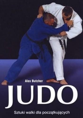 Okładka książki Judo. Sztuki walki dla początkujących