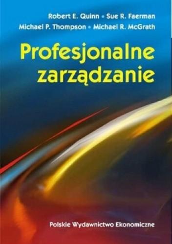 Okładka książki Profesjonalne zarządzanie
