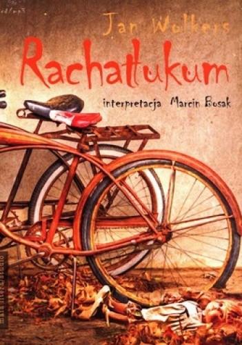 Okładka książki Rachatłukum (CD)