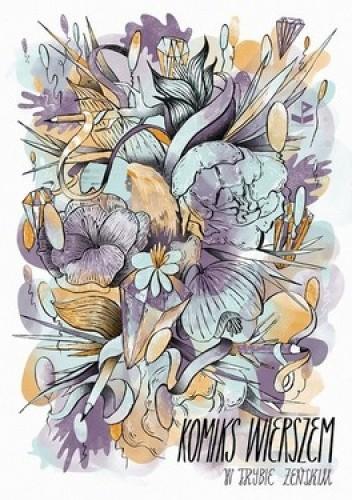 Okładka książki Komiks wierszem w trybie żeńskim