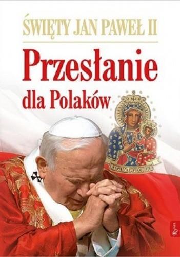 Okładka książki Przesłanie dla Polaków