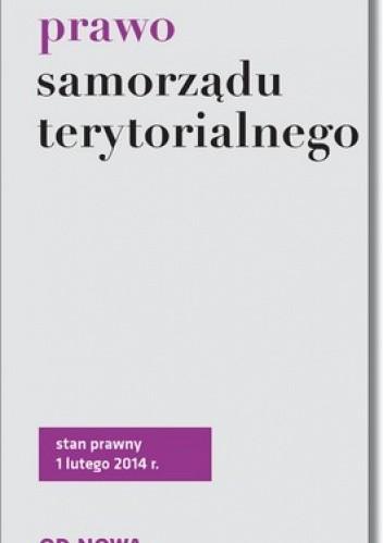 Okładka książki Prawo samorządu terytorialnego
