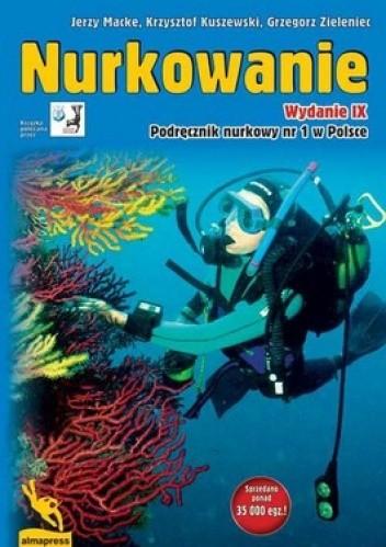 Okładka książki Nurkowanie
