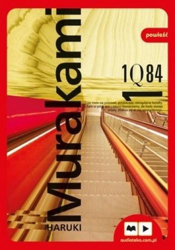 Okładka książki 1Q84. Tom 1 (CD)